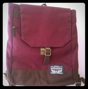 NWOT Levi Strauss backpack